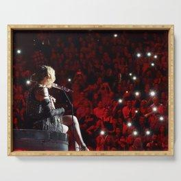 Madonna - La Vie En Rose Serving Tray