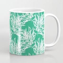 Aqua Marine Seaweed Coffee Mug