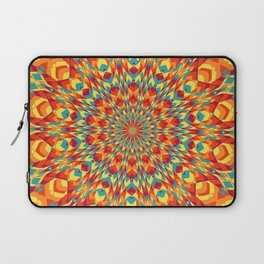 Summer Mandala 7 Laptop Sleeve