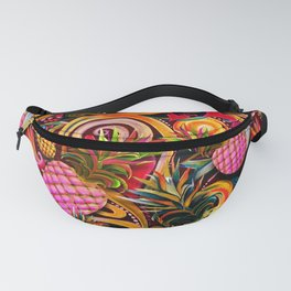 Pineapple Party - warm Fanny Pack