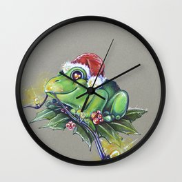 It´s Todaly Christmas time! Wall Clock