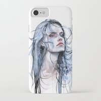 shipping iPhone & iPod Cases featuring obstinate impasse by agnes-cecile