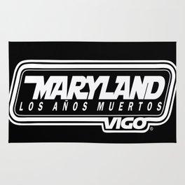 MarylandVigo Maryland - Los Años Muertos Rug