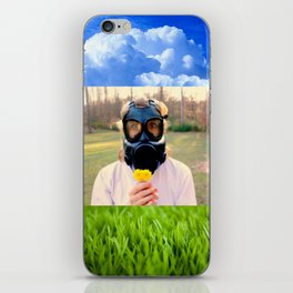 Contagious Spring iPhone Skin