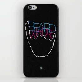 Beard Whore [ver.1] iPhone Skin