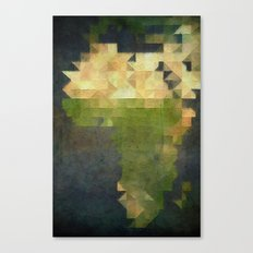 A F R I C A Canvas Print