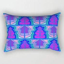 Happy Vibes Up and Away Rectangular Pillow