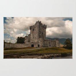 An old irish castle Rug
