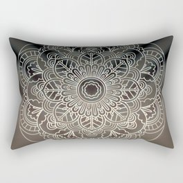 Light Mandala Rectangular Pillow