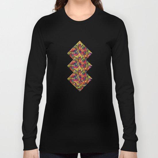 Abstract Pattern 4 Long Sleeve T-shirt
