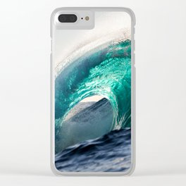 The Serpent Clear iPhone Case