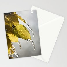 Dripping Ice Stationery Cards