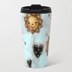 Hello Sunshine - by Diane Duda Travel Mug