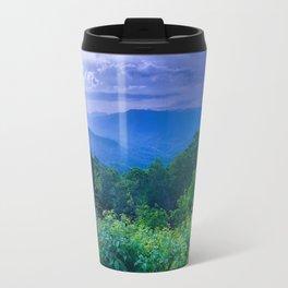 Blue Ridge Parkway Panorama 2 Travel Mug