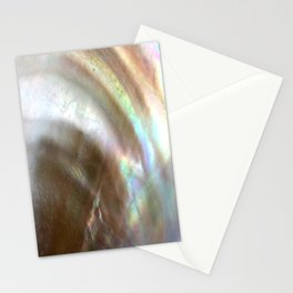 Mother of Pearl Stationery Cards