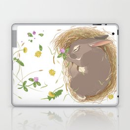 Night-night Bunny Laptop & iPad Skin