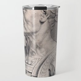 Gaius Julius Caesar Travel Mug