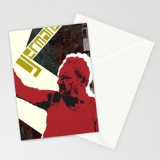 zee germans  Stationery Cards