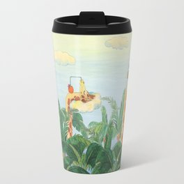summer chillax Travel Mug