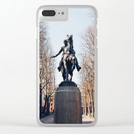Revere Clear iPhone Case
