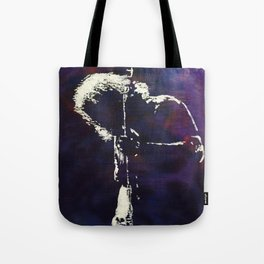 Touch of Grey Tote Bag