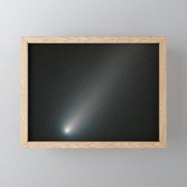 Comet ISON Framed Mini Art Print