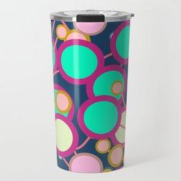 Colorful networks Travel Mug