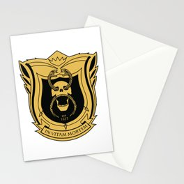 In Vitam Mortem Stationery Cards
