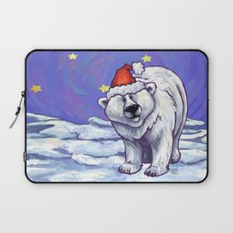 Animal Parade Polar Bear Laptop Sleeve