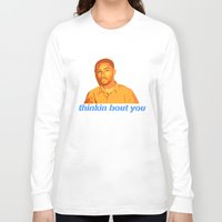 channel Long Sleeve T-shirts featuring Channel Orange by Grace Teaney Art