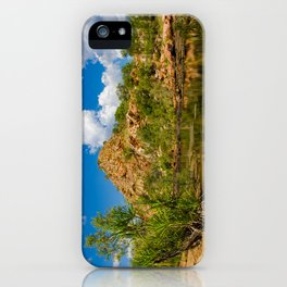 Bell Gorge iPhone Case