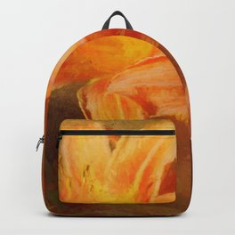 Hot Summer Daylilies Backpack