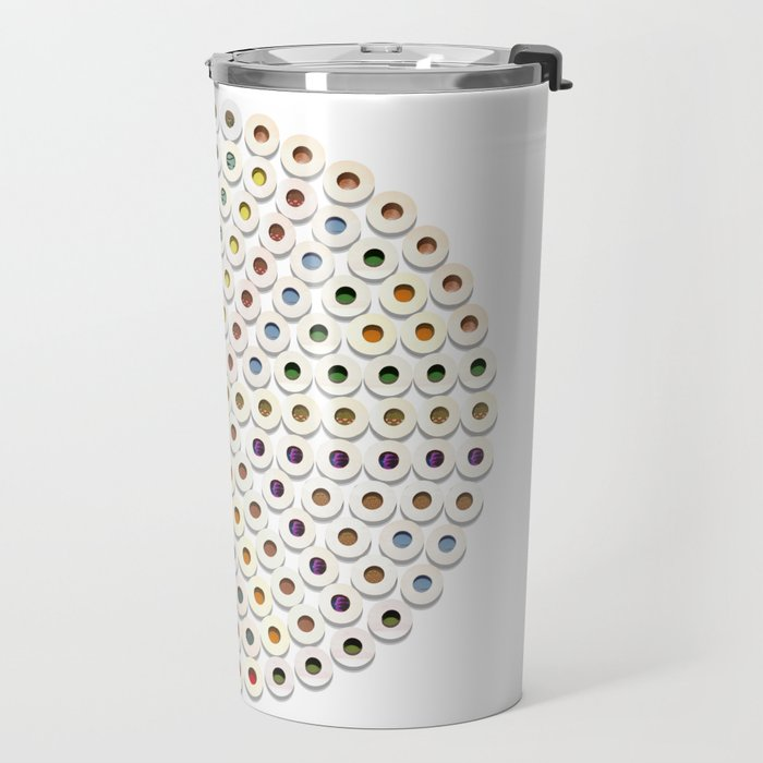 167 Toilet Rolls 05. Travel Mug