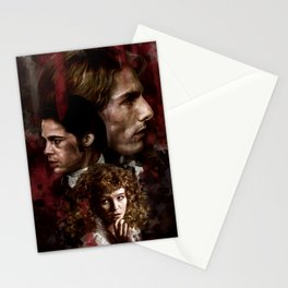Interview with the Vampire Stationery Cards