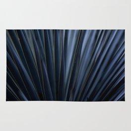 Blue Straws 2 Rug