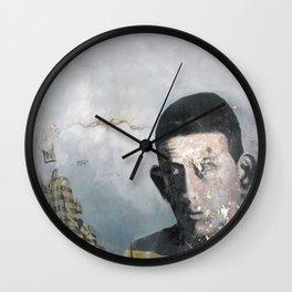 Graffiti - Prisoners - Street Art Wall Clock