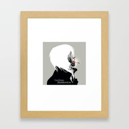 The Dying Preservation Framed Art Print