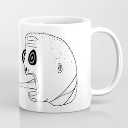Not Scared Coffee Mug