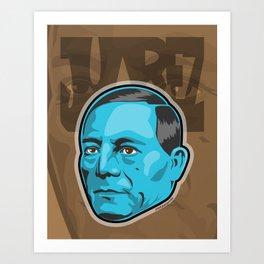 Benito Juarez  Art Print