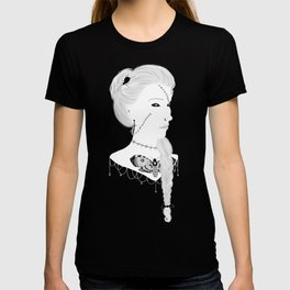 Love Me Deathly Cameo T-shirt