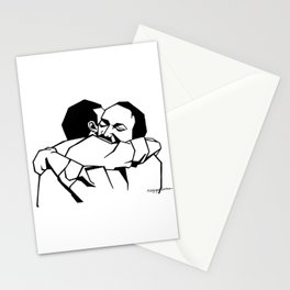 He's my brother Stationery Cards
