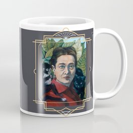 Simone DeBeauvoir Coffee Mug