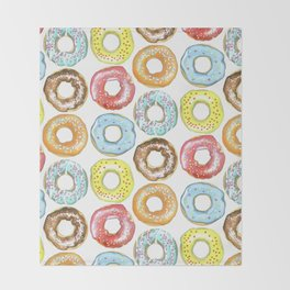 Urban Sweets Throw Blanket