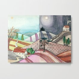 Landscape 7 Metal Print