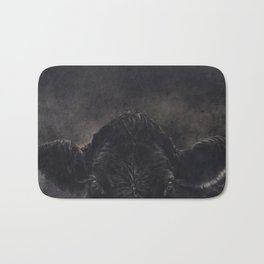Tinsi cow Bath Mat