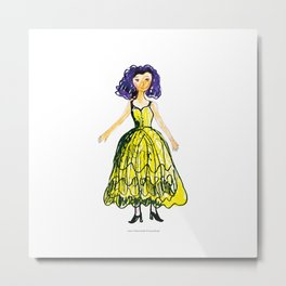 Princess 4 Metal Print