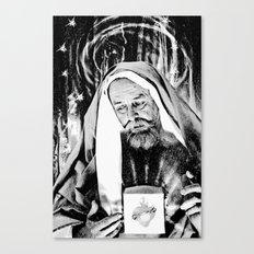 vaso Canvas Print