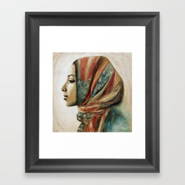 Indivisible Framed Art Print