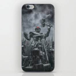 Once More Unto The Breach iPhone Skin