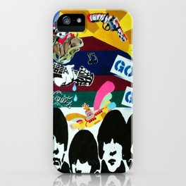 Goo Goo GJoob iPhone Case